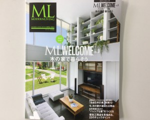 【ML WELCOME vol.3】に掲載されました!