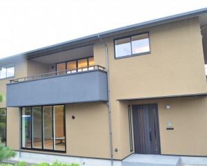 10月28日(土)29(日)は長野市屋島にて2世帯住宅完成見学会!