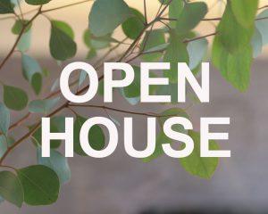 OPEN HOUSE 11.14(土)-15(日) 須坂市